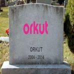 Orkut, o último login
