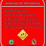 Notícias locais - CIPA realiza ação educativa durante a Semana Nacional do Trânsito