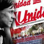 Unidad: saudações por 58 anos de combates no Perú