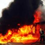 Violência - Palácio do Governo é atacado a tiros no sexto dia de violência em SC
