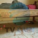 Executado a bala em cima da cama