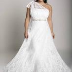 Fotos de vestidos noivas Plus Size 2015