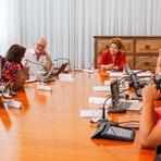 """Dilma sobre regulação da comunicação: """"Estamos maduros para isso"""""""