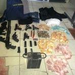 Exclusivo: Polícia prende quadrilha que explodiu Banco em Maiquinique, entre eles um advogado.