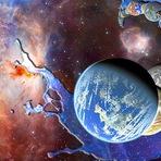 Grande parte da água da Terra é mais velha do que o Sol