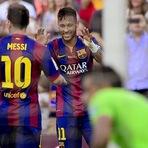 Neymar iguala Rivaldo em semana recheada de grandes feitos