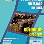 Apostila Concurso PM / PA (GRÁTIS CD) 2014