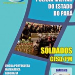 Apostila ATUALIZADA Concurso PM / PA Soldado  2014 CD GRÁTIS