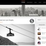 Design - Magnet Responsive Blogger Template