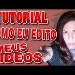 Aprenda editar vídeos colocar no youtube e ganhar grana