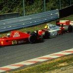 GP do Japão de 1990: Vitória de Piquet e Senna campeão