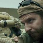 American Sniper, 2014. Trailer legendado. De Clint Eastwood. Ação, drama e guerra com Bradley Cooper. Fatos reais.