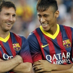"""""""Será o melhor do mundo"""", diz Messi sobre o parça Neymar"""