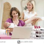 Empregos - Cresce a procura por babás capacitadas no mercado de trabalho