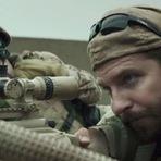 Bradley Cooper vai viver em alta tensão no trailer de American Sniper!