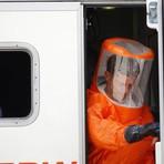 Vírus ebola pode sofrer mutação e se espalhar pelo ar, alerta a ONU