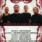 Chaos Synopsis divulga novas datas da Killing in Tour 2014