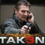 Cinema - Busca Implacável 3 (Taken 3, 2015). Trailer dublado. Crime, ação e suspense com Liam Neeson. Sinopse...