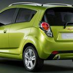 Chevrolet Spark Recall para substituição de peças, conforme anunciado pela GM dos EUA
