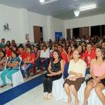 Serra da Tapuia: Centenas de Católicos lotam a Igreja de São Francisco de Assis