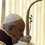 Báculo? Férula? Cajado? Não importa, onde está Nosso Senhor, Papa Francisco?