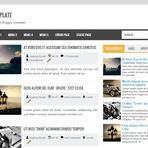 Design - Ramai Responsive Blogger Template