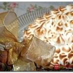 Receita Abacaxi recheado com merengue