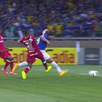 Os gols de Cruzeiro 2 x 1 Internacional