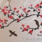 Adesivos decorativos de parede de árvores