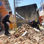 Urgente: Terremoto de 5,4 graus abala leste do México