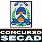 Apostila Concurso da Defesa Social SECAD Tocantins 2014