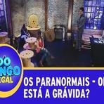 """""""Os paranormais"""""""