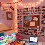 Decorando seu quarto com luzes pisca-pisca !!