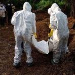 Serra Leoa registra recorde de mortes por Ebola em um único dia