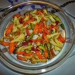 Culinária - Fácil e delicioso: picles na frigideira!