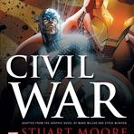Livro baseado na HQ Guerra Civil será lançado pela editora Novo Século