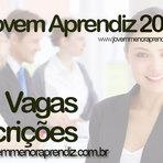 Vagas - JOVEM APRENDIZ EMPREGOS 2014/2015- VAGAS, INSCRIÇÕES