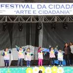 Alunos da Rede Municipal se apresentarão no Festival de Cidadania, neste sábado (11/10)