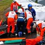 Vídeo: Acidente Jules Bianchi Completo