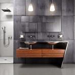 19 opções de banheiros modernos para te inspirar!