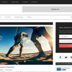 Design - Someo Responsive Blogger Template