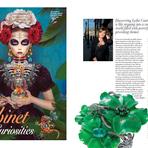 Design - Joalheria luxuosa para mulheres surreais