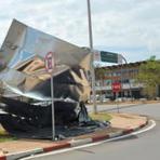 Meio ambiente - Variação do clima provocou tornado em Brasília, explica Inmet