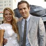 A Atriz Blake Lively Anuncia que Está Grávida do Ator Ryan Reynolds