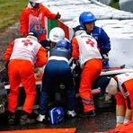 Fórmula 1 - Jules Bianchi tem 90% de chance de nunca mais recuperar a consciência