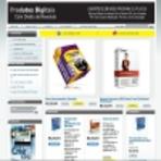Super Site de E-commerce com Programa de Afiliados Integrado