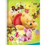 Confira imagens de cadernos com o Urso Pooh