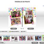 Como montar um Álbum de Fotos online no formato de Livro