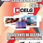 [Apostila Digital] CELG 2014 - Assistente de Operações: Assistente Administrativo