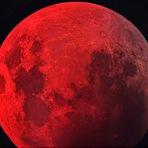 Espaço - Eclipse da Lua acontece na manhã desta quarta-feira (08).